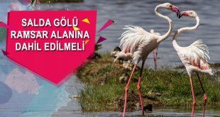 Salda Gölü 'Ramsar Alanına' Dahil Edilmeli