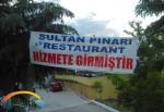 Sultan Pınarı Restorant Hizmete Açıldı