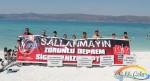 Burdur Afad Salda Gölü'nde Tatbikat Yaptı