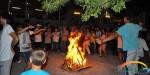 Salda Gölü'nde Kamp Ateşi Yakılabilir