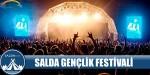 Salda Gölü'nde Gençlik Festivali