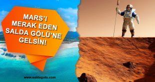 Marsı Merak Eden Salda Gölü'ne Gitsin