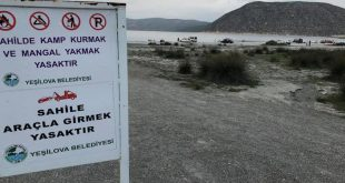 Plajlara Araç Girişi Yasaklansın!