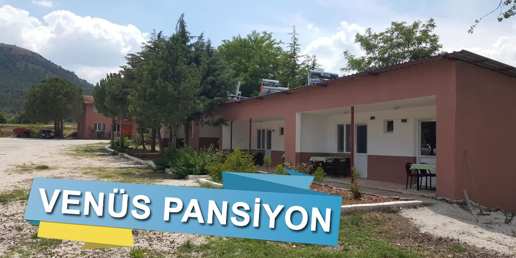 Venüs Pansiyon Hizmete Açıldı