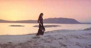 Gülden Mutlu, Klip Çekimi İçin Salda Gölü'nü Seçti