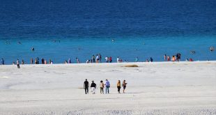 Salda Gölü Ziyaretçi