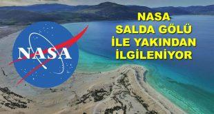 Nasa Salda Gölü İle Yakından İlgileniyor