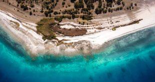 Muhteşem Salda Gölü Güzelliği