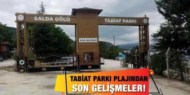 Tabiat Parkı Plajından Son Gelişmeler